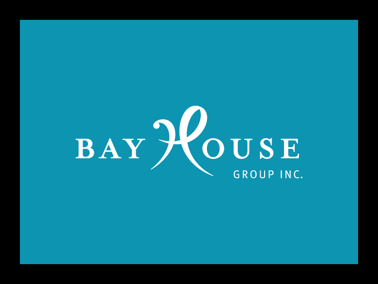 Bay House Group Identity