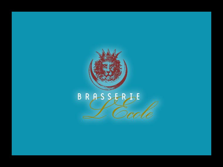 Brasserie L'Ecole Identity